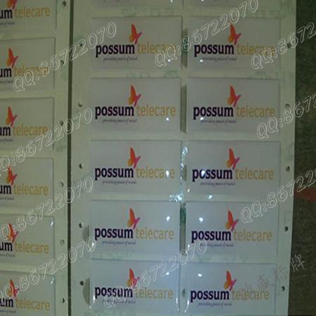 供应PVC不干胶透明水晶滴胶