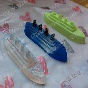 原创:泰坦尼克号水晶滴胶制作(图片)